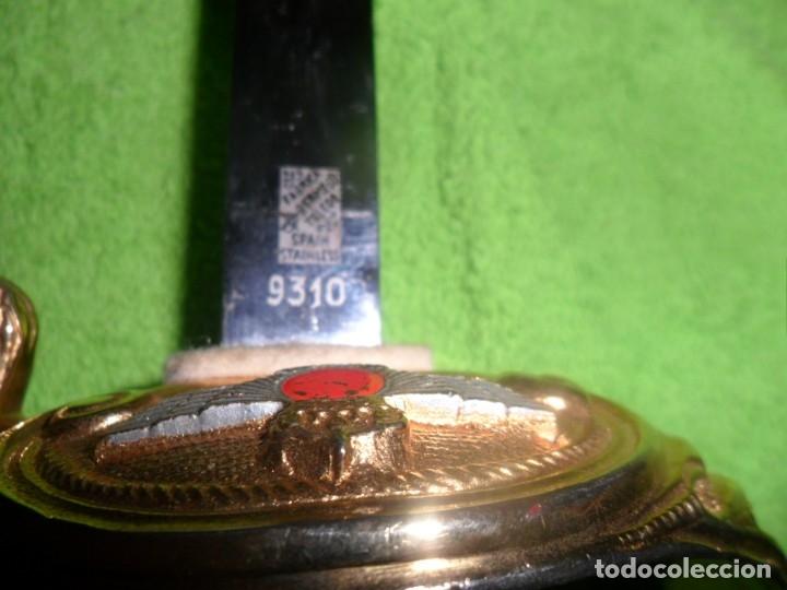 Militaria: sable de oficial del ejercito del aire de las fuerzas armadas españolas - Foto 14 - 182590613