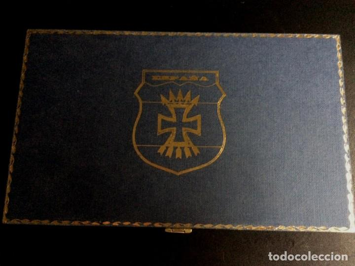 Militaria: Navaja de la División Azul 1941 en su estuche - Foto 6 - 184020611
