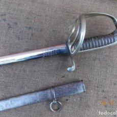 Militaria: ESPADA OFICIAL FRANCÉS MODELO 1882. Lote 184563963