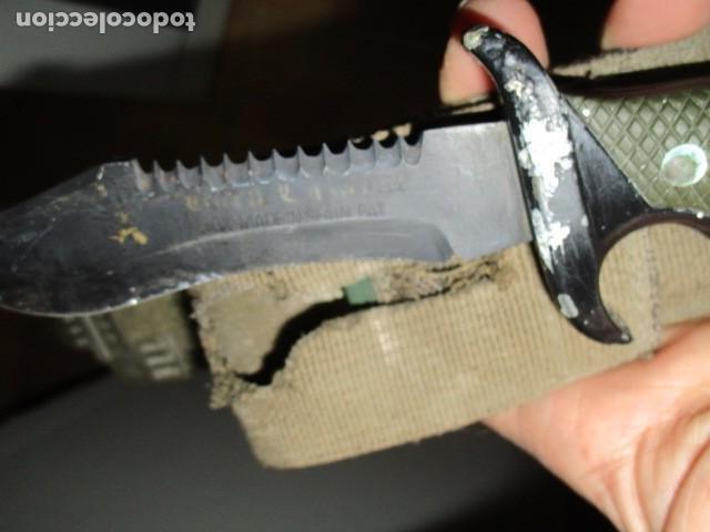 Militaria: OFERTA envio gratuito ! EL BUEN CAZADOR CUCHILLO puñal o daga REALIZADA EN ESPAÑA CON SU BAINA - Foto 12 - 191327411