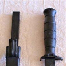 Militaria: CUCHILLO - BAYONETA GLOCK. Lote 191527470