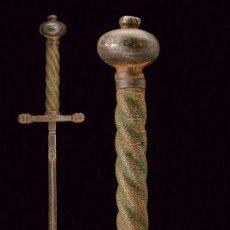 Militaria: DAGA DEL SIGLO XVI-XVII. Lote 191610437