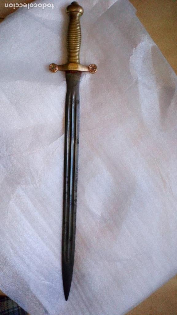 ESPADA PARA FUERZAS AUXILIARES (Militar - Armas Blancas Originales de Fabricación Anterior a 1850)