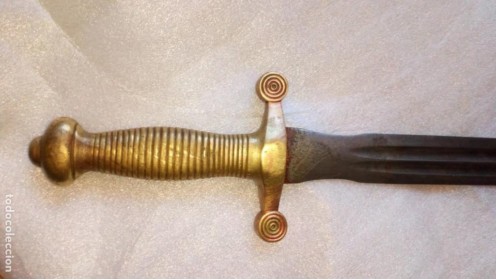 Militaria: Espada para fuerzas auxiliares - Foto 6 - 110039135