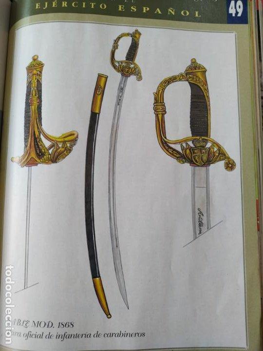 Militaria: Espada , sable alfonsino fabrica armas Toledo 1855 - Foto 9 - 191363276
