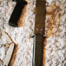 Militaria: BAYONETA M6. Lote 193763345