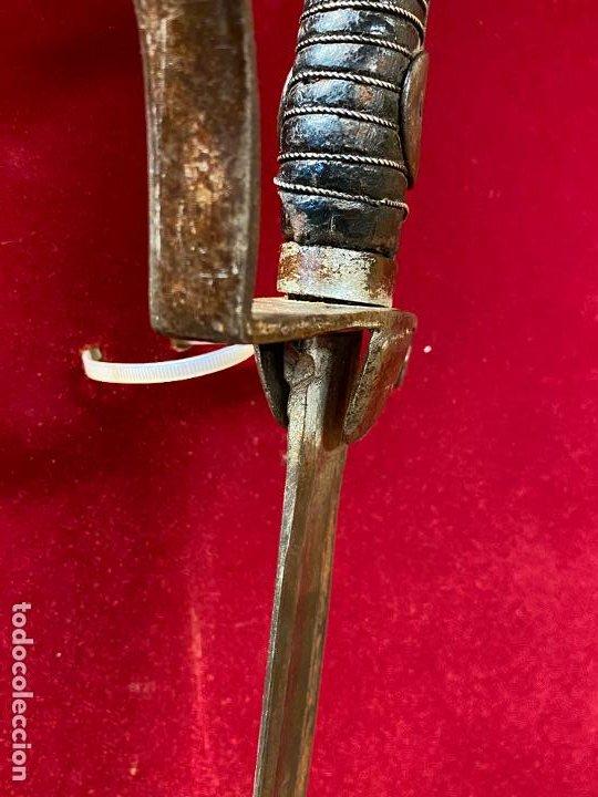 Militaria: Sable Ingles caballeria ligera 1796, Guerra de la Independencia - Foto 7 - 194736733