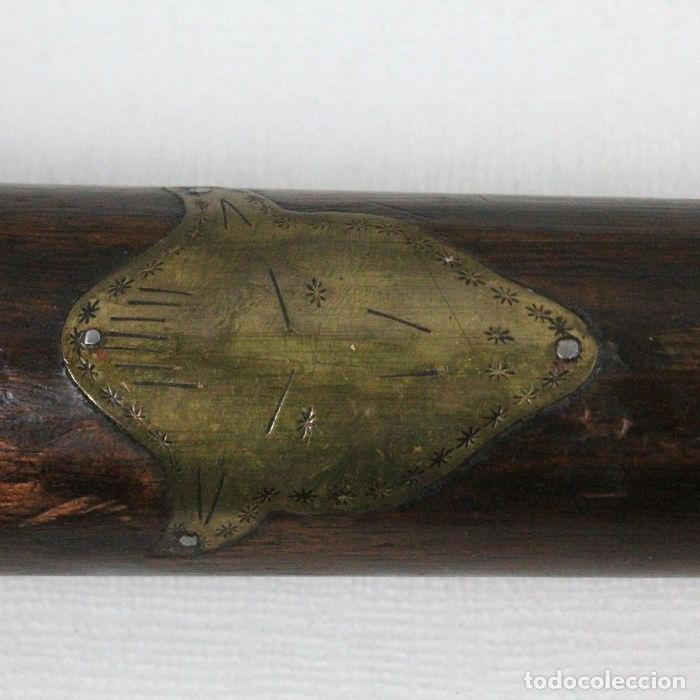 Militaria: Antiguo Tomahawk pipa de los Nativos Americanos - Foto 6 - 194759097