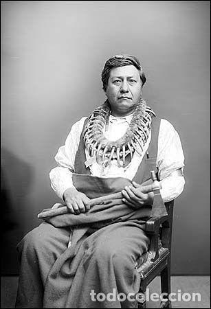 Militaria: Antiguo Tomahawk pipa de los Nativos Americanos - Foto 9 - 194759097