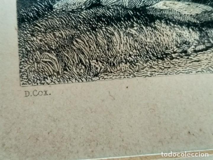 Militaria: GRABADO W. RADCLYFFE, DOLWYDDELAN CASTLE - Foto 3 - 195058498