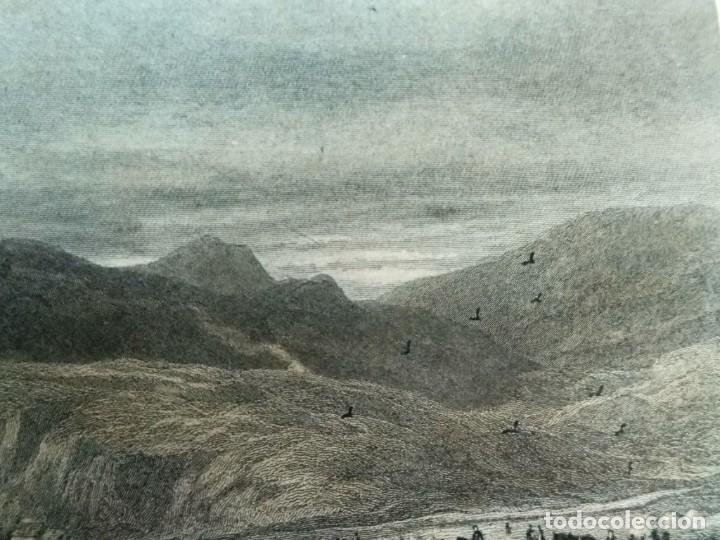 Militaria: GRABADO W. RADCLYFFE, DOLWYDDELAN CASTLE - Foto 5 - 195058498