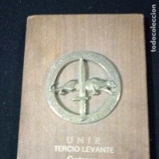 Militaria: METOPA UNIR. TERCIO DE LEVANTE.. Lote 195058852