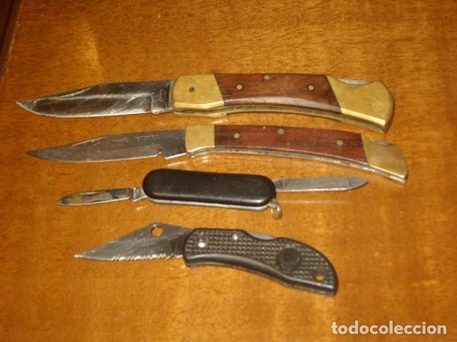 Militaria: LOTE DE NAVAJAS. - Foto 5 - 195291448