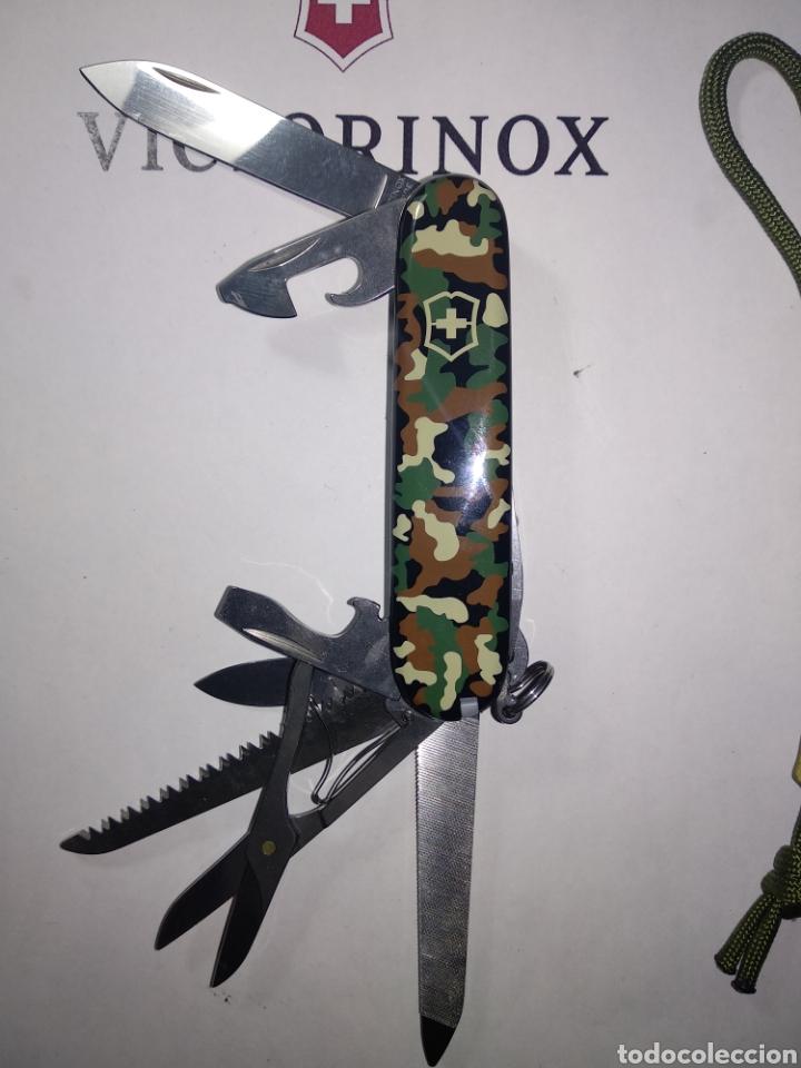Militaria: Victorinox Ranger 1.3763 Camuflaje Powered - Foto 7 - 195342723