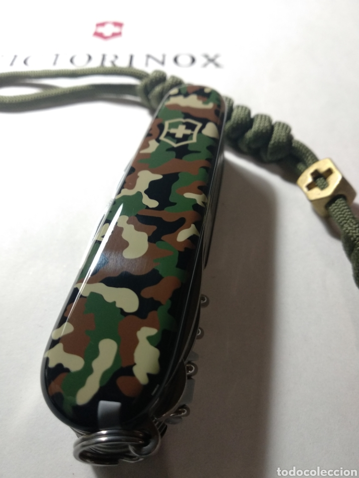 Militaria: Victorinox Ranger 1.3763 Camuflaje Powered - Foto 10 - 195342723
