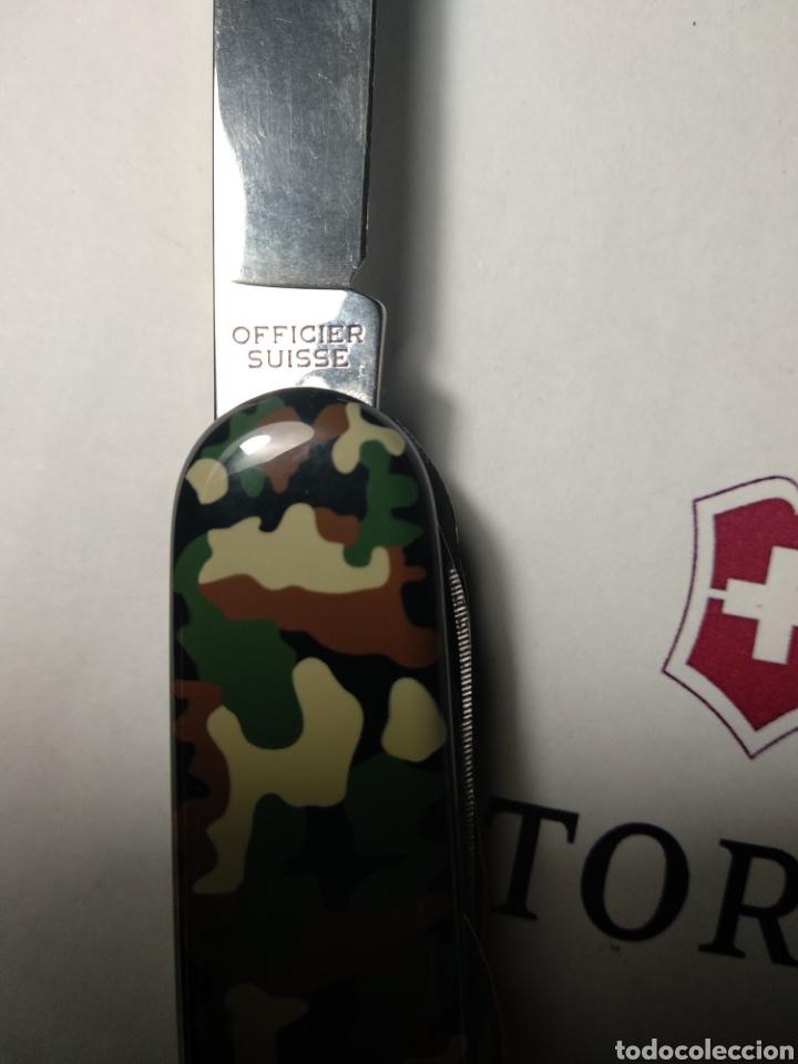 Militaria: Victorinox Ranger 1.3763 Camuflaje Powered - Foto 11 - 195342723