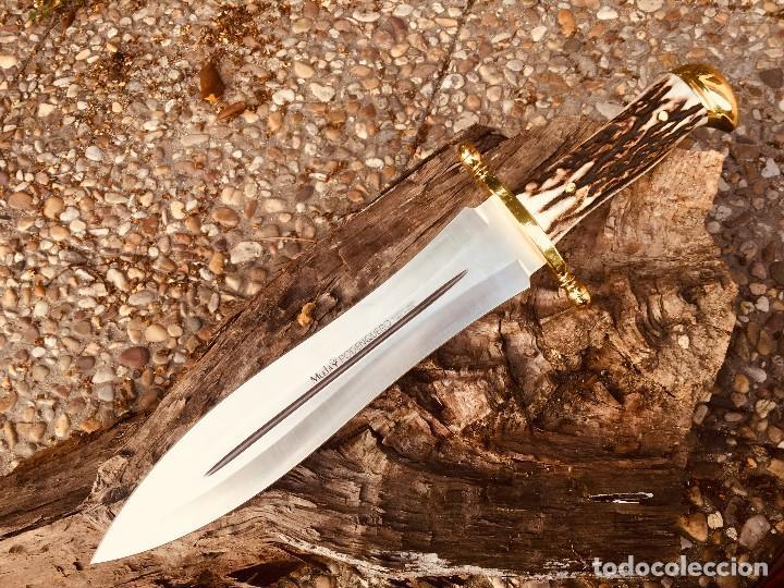 Militaria: Cuchillo Muela Podenquero - Foto 2 - 206325581