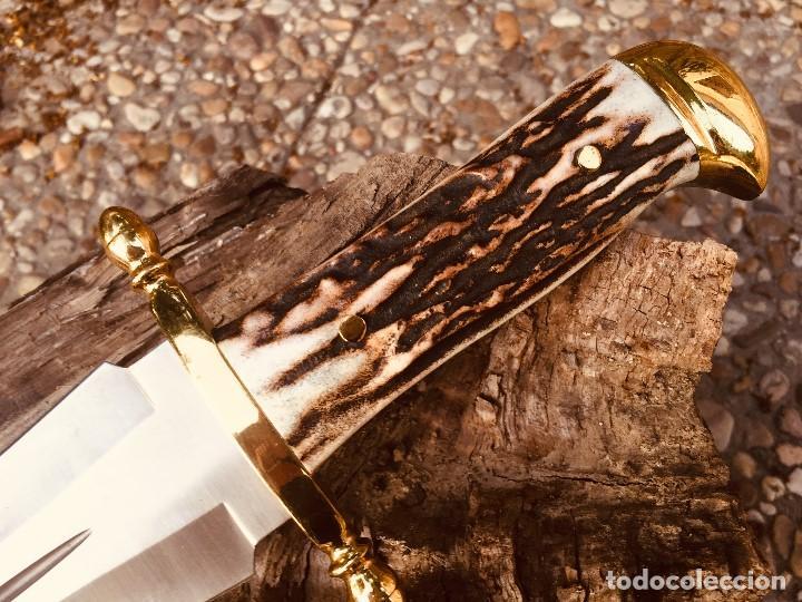 Militaria: Cuchillo Muela Podenquero - Foto 6 - 206325581