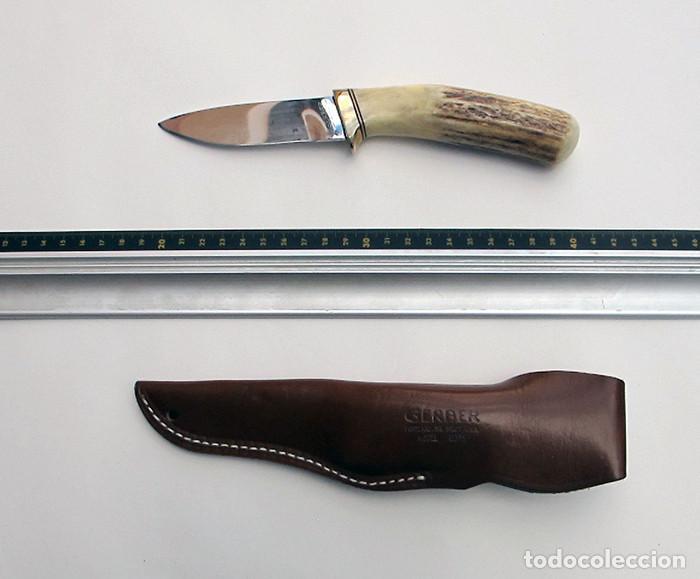 Militaria: cuchillo gerber custom - Foto 3 - 210014892