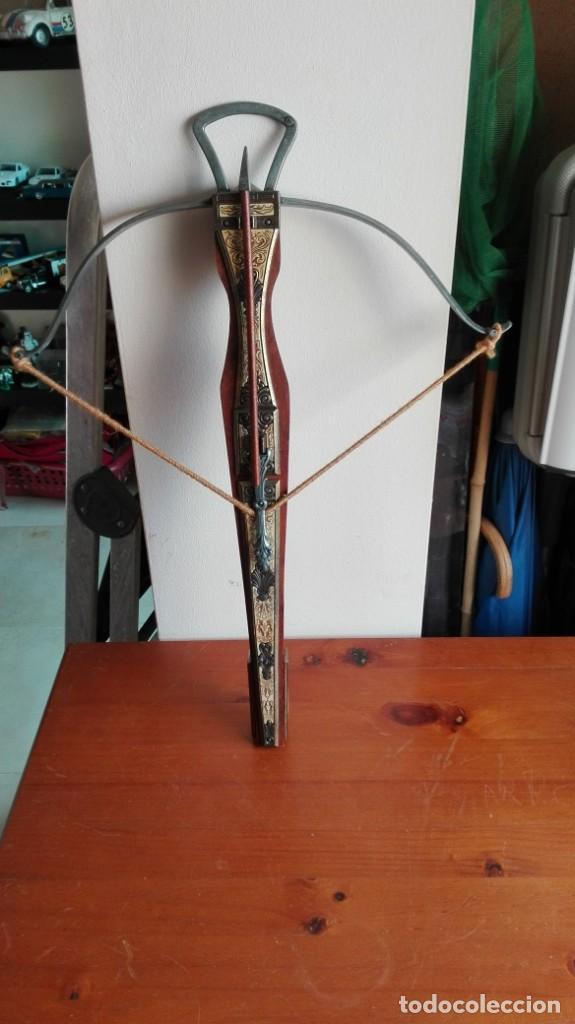 BALLESTA (Militar - Armas Blancas, Reproducciones y Piezas Decorativas)