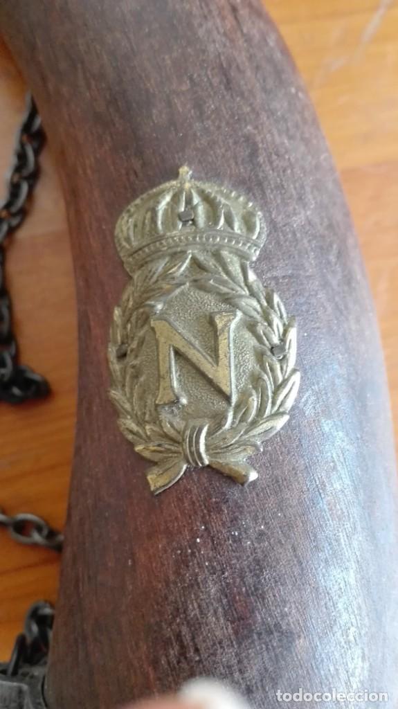 Militaria: Polvorera napoleonica - Foto 3 - 210955122