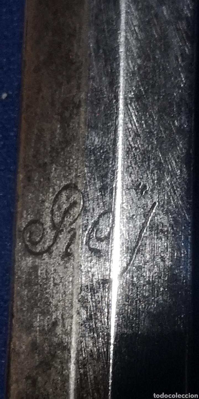 Militaria: Espada de ceñir de gran gala española primer imperio napoleónico - Foto 7 - 212207231