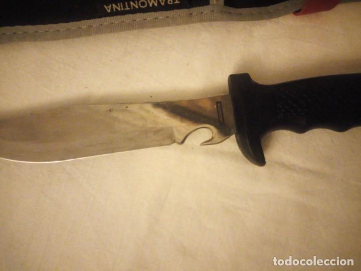 Militaria: puñal cuchillo tramontina - Foto 4 - 213908828