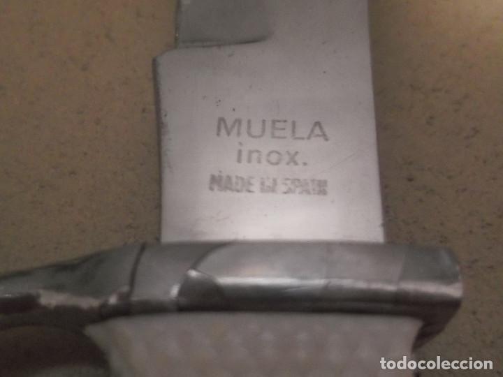 Militaria: Cuchillo Boy Scout. Muela. - Foto 5 - 218276237