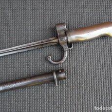 Militaria: BAYONETA FRANCESA LEBEL 1886-35. Lote 218314308