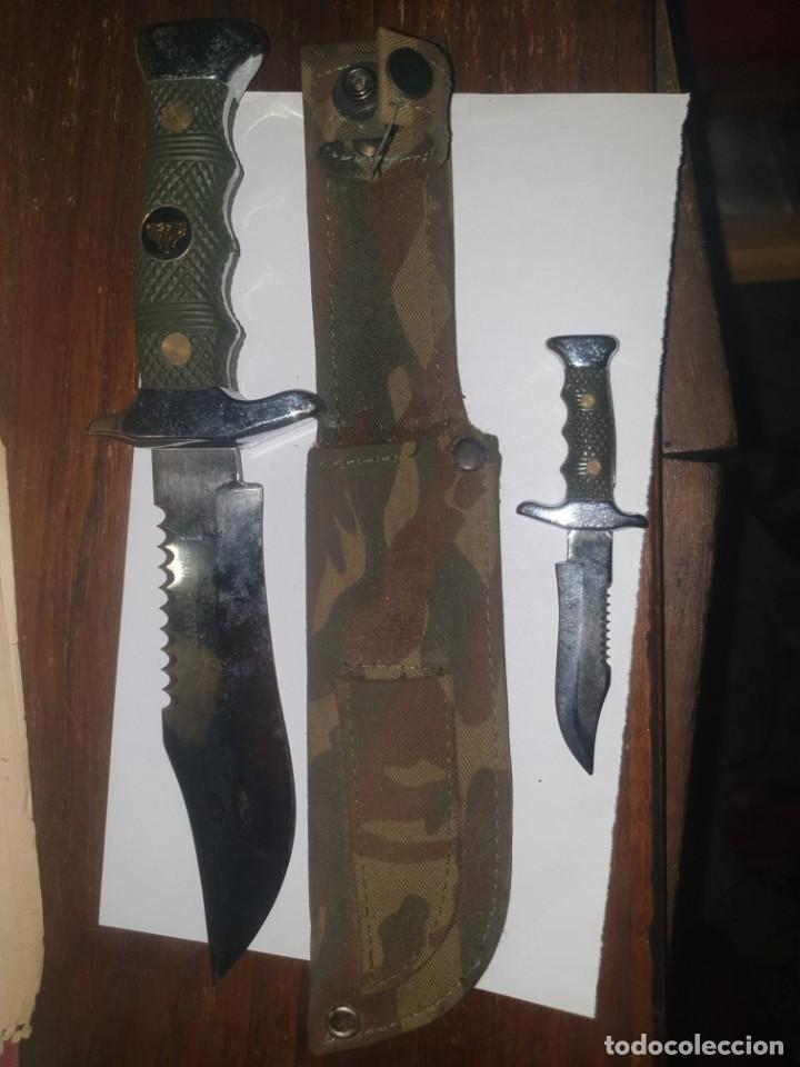Militaria: Cuchillo - Foto 2 - 218734012