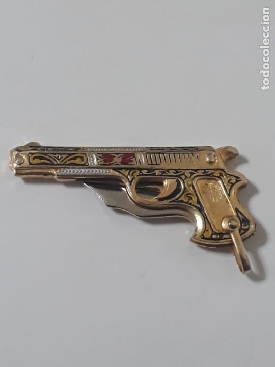 PISTOLA NAVAJA (Militar - Armas Blancas Originales de Fabricación Posterior a 1945)
