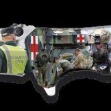 Militaria: NAVAJA EMS FOS IMPRESA 3D - H - 8.2 CM. Lote 219365416