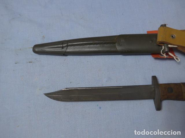 Militaria: * Antigua bayoneta remington 1913 para Francia, original. ZX - Foto 8 - 220107246