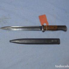 Militaria: * ANTIGUA BAYONETA ALEMANA PARA K98, ALEMANIA, ORIGINAL. ZX. Lote 220114578