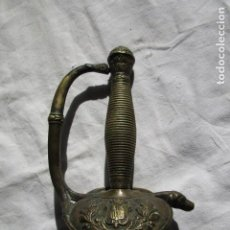 Militaria: ESPADA DE CEÑIR MODELO 1867 PARA OFICIAL DE INFANTERÍA, VER FOTOS. SIN VAINA. Lote 222922608