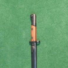 Militaria: BAYONETA MAUSER YUGOSLAVA M48 NUEVA A ESTRENAR. PRECIO INTERESANTE!!! COLECCIONA!!. Lote 232503075