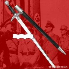 Militaria: SABLE ALEMAN ESPADA OFICIAL LUFTWAFFE FUERZA AEREA TERCER REICH. 74 CMS ** STOCK LIMITADO. Lote 234334375
