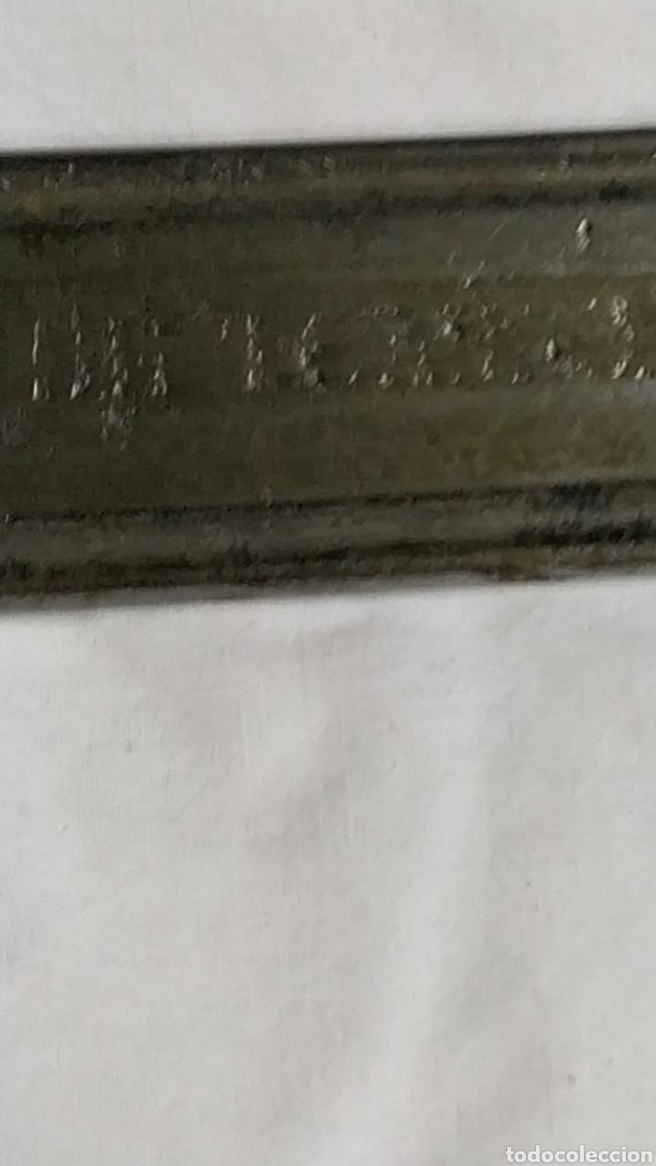 Militaria: Espada sable español fabrica Toledo 1867 - Foto 13 - 236412290