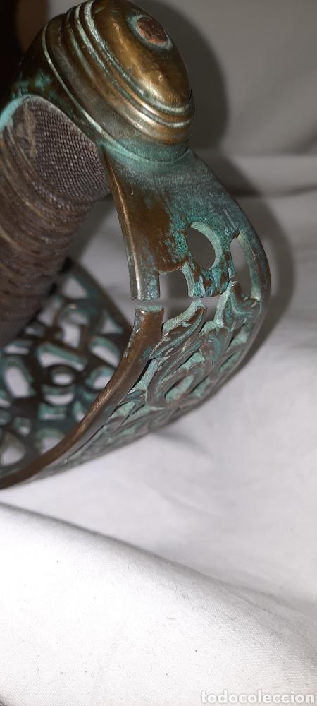 Militaria: Espada sable español fabrica Toledo 1867 - Foto 14 - 236412290