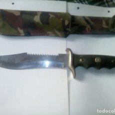 Militaria: CUCHILLO DE MONTE/CAZA EL GRAN CAZADOR. Lote 238657355