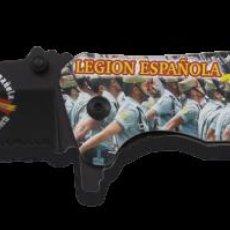 Militaria: NAVAJA TACTICA EN 3D DE LA LEGION ESPAÑOLA. Lote 239931575