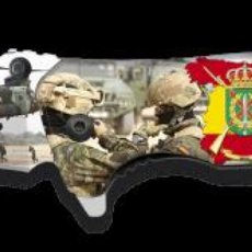 Militaria: NAVAJA TACTICA EN 3D DE LA MOE. Lote 239931585
