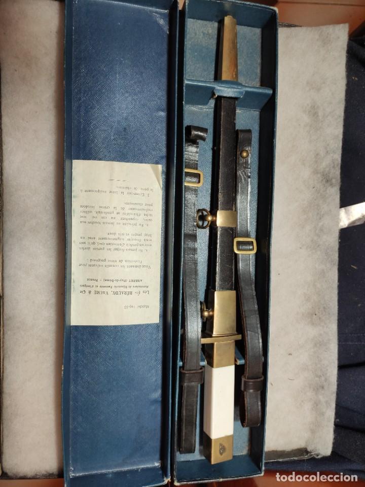 DAGA DE OFICIAL DE LA AVIACIÓN FRANCESA (Militar - Armas Blancas Originales de Fabricación Posterior a 1945)