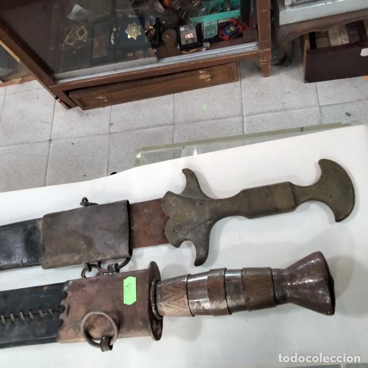 ESPADAS DECORATIVAS (Militar - Armas Blancas Originales de Fabricación Anterior a 1850)
