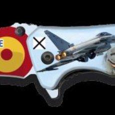 Militaria: NAVAJA TACTICA EN 3D DEL EJERCITO DEL AIRE. Lote 247460995