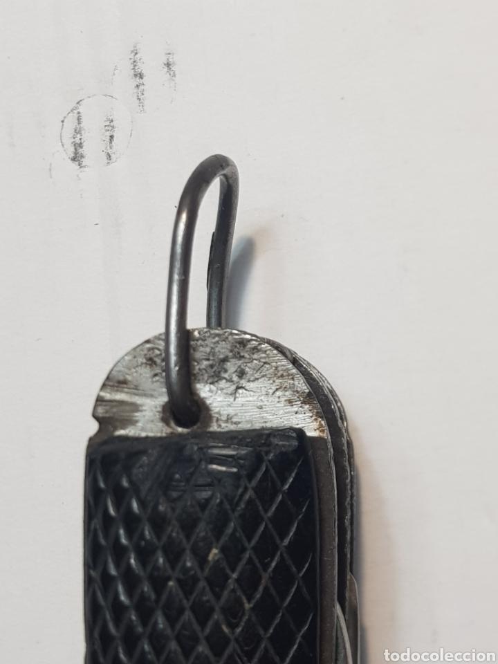 Militaria: Navaja antigua 1943 cachas vaquelita escasa - Foto 5 - 208904405