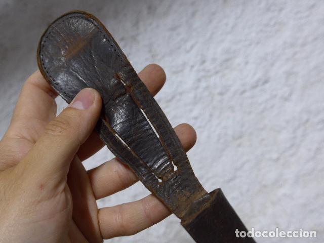 Militaria: Antiguo cuchillo de combate ingles de II guerra mundial, Gran bretaña. - Foto 14 - 252708455