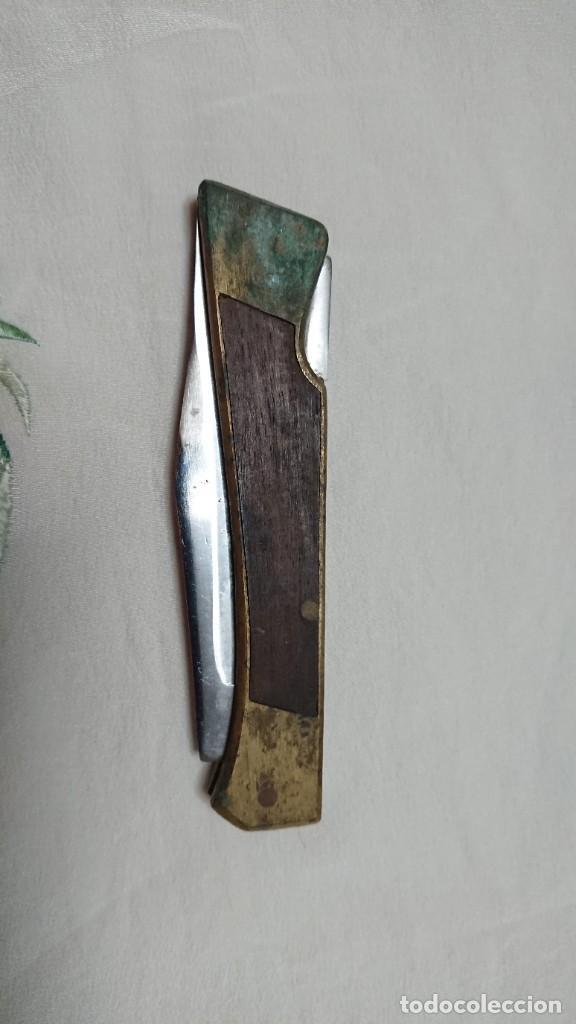 NAVAJA M. ROJAS ALBACETE (Militar - Armas Blancas Originales de Fabricación Posterior a 1945)
