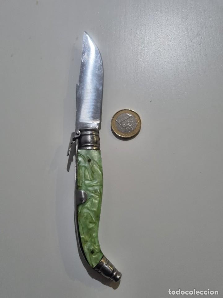 Militaria: NAVAJA DE NACAR - Foto 5 - 257956955
