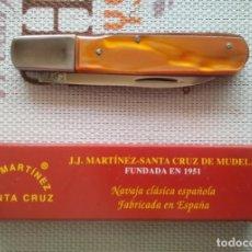Militaria: NAVAJA J.J. MARTÍNEZ. Lote 258263220